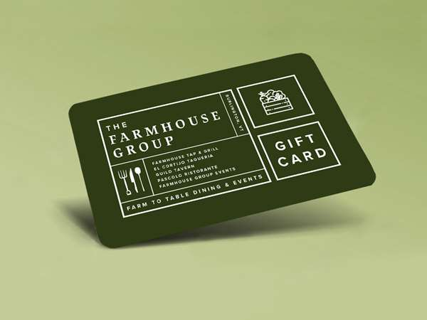 Farmhouse Group gift card